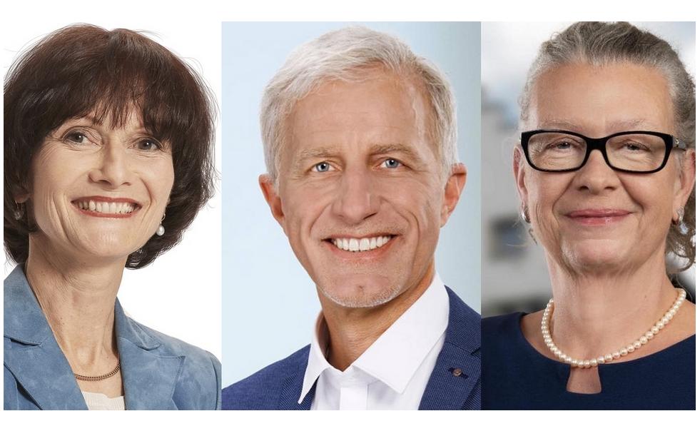 CVP, FDP und SVP spannen zusammen