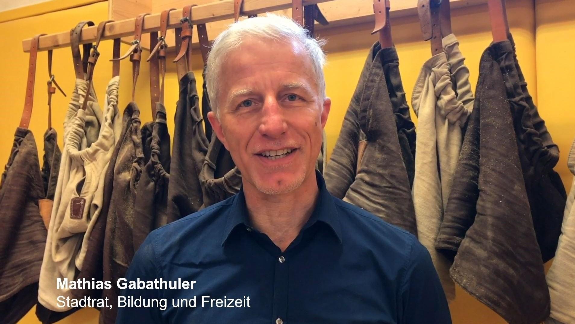 """""""St.Gallen schwingt mit!"""" - Mathias Gabathuler im Schwingkeller"""