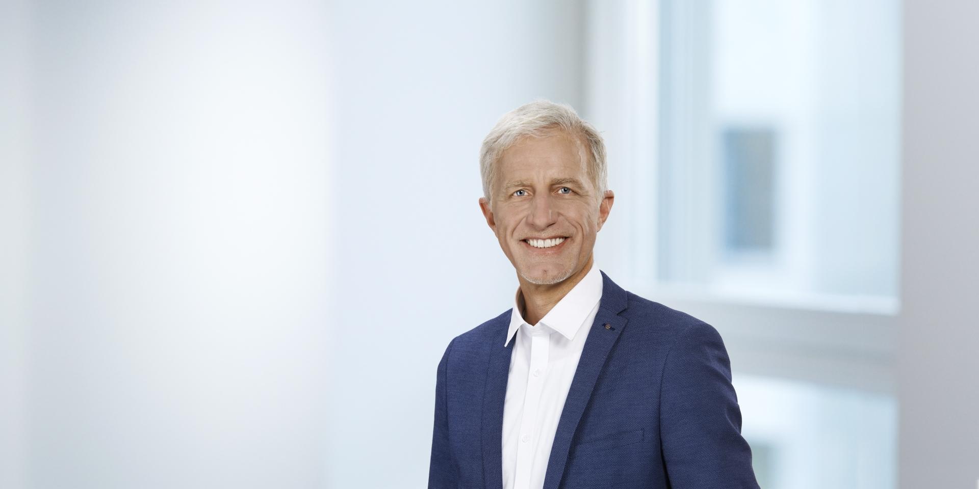 Mathias Gabathuler ist neuer St.Galler Stadtrat