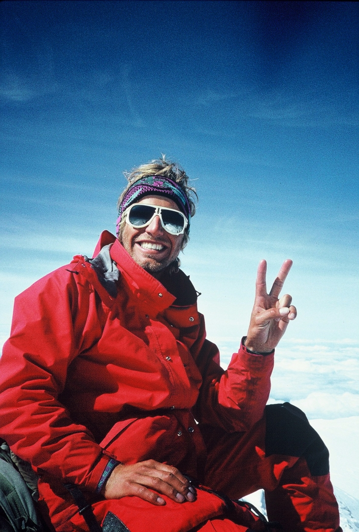 Mathias Gabathulers Leidenschaft: das Bergste