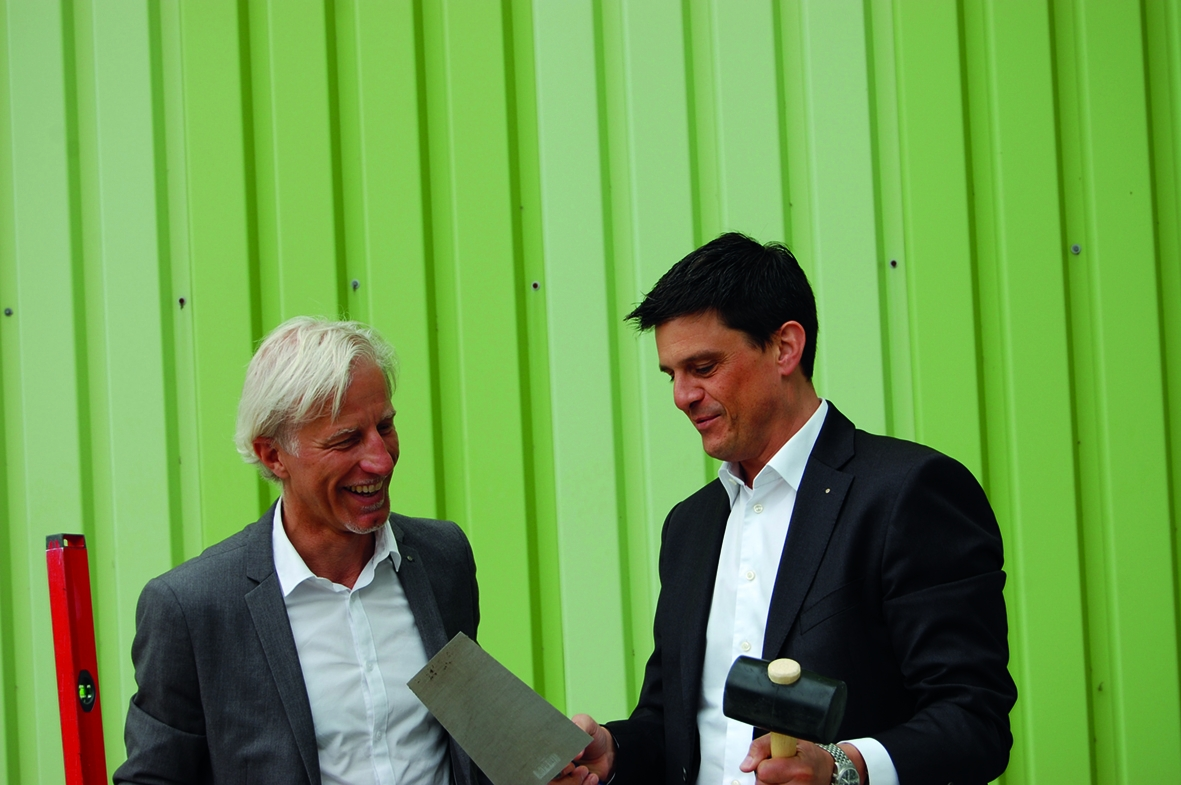Innovation St.Gallen, Mathias Gabathuler